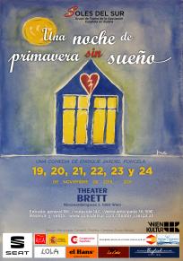 teatro en espanol-181010 - Poster - Una noche de Primavera sin sueño