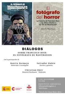 Diálogos sobre Francisco Boix